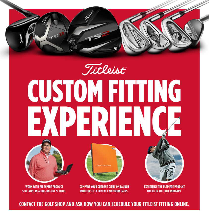 titleist fitting